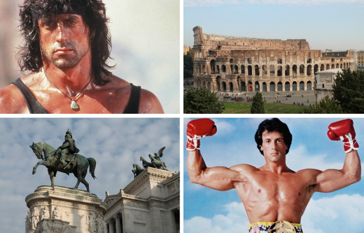 Two Days in Rome: the Real Italian Stallion