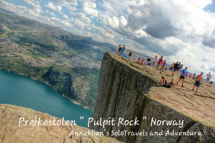 Preikestolen, Norway: One of the best natural wonders in Europe