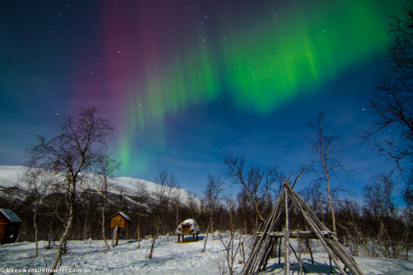The northern nights in Sweden: One of the best natural wonders in Europe