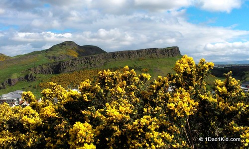 Arthur's Seat, Scotland: One of the best natural wonders in Europe