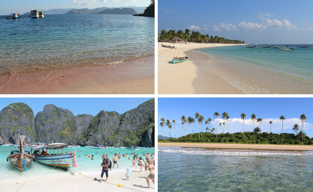 best beach holiday destinations in southeast asia