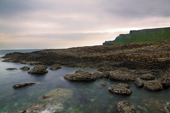 Giant's Causeway, Northern Ireland: One of the best natural wonders in Europe