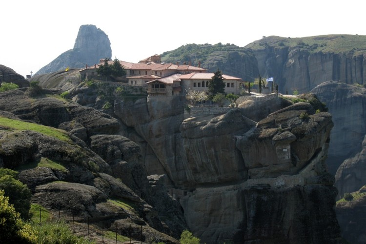 Meteora, Greece: One of the best natural wonders in Europe