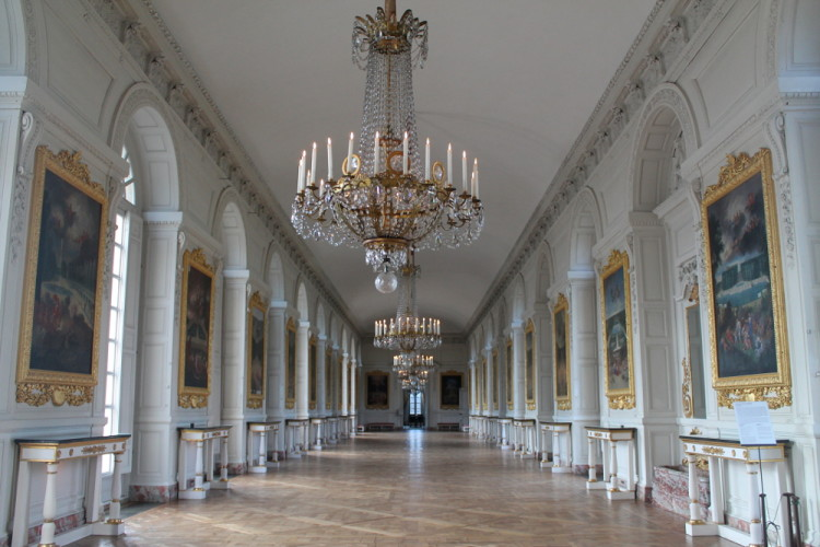 Two days in Paris, extreme sightseeing: Versailles