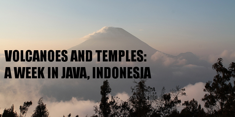 Southeast Asia travel blog - Java, Indonesia