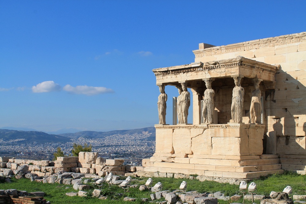 Acropolis Circles: An Alien Investigation