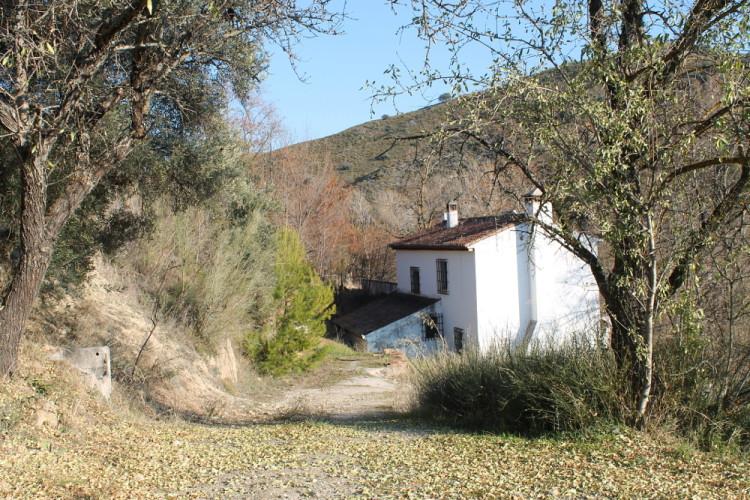 A house between Beas de Granada and Granada, Spain