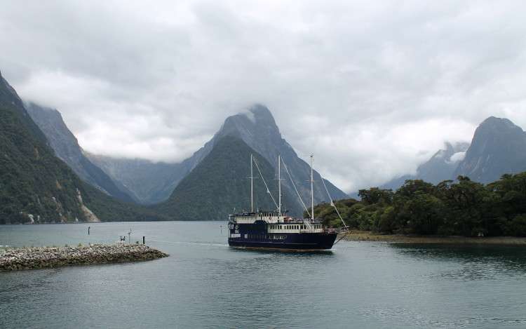Milford Sound - A great day trip from Queenstown, New Zealand