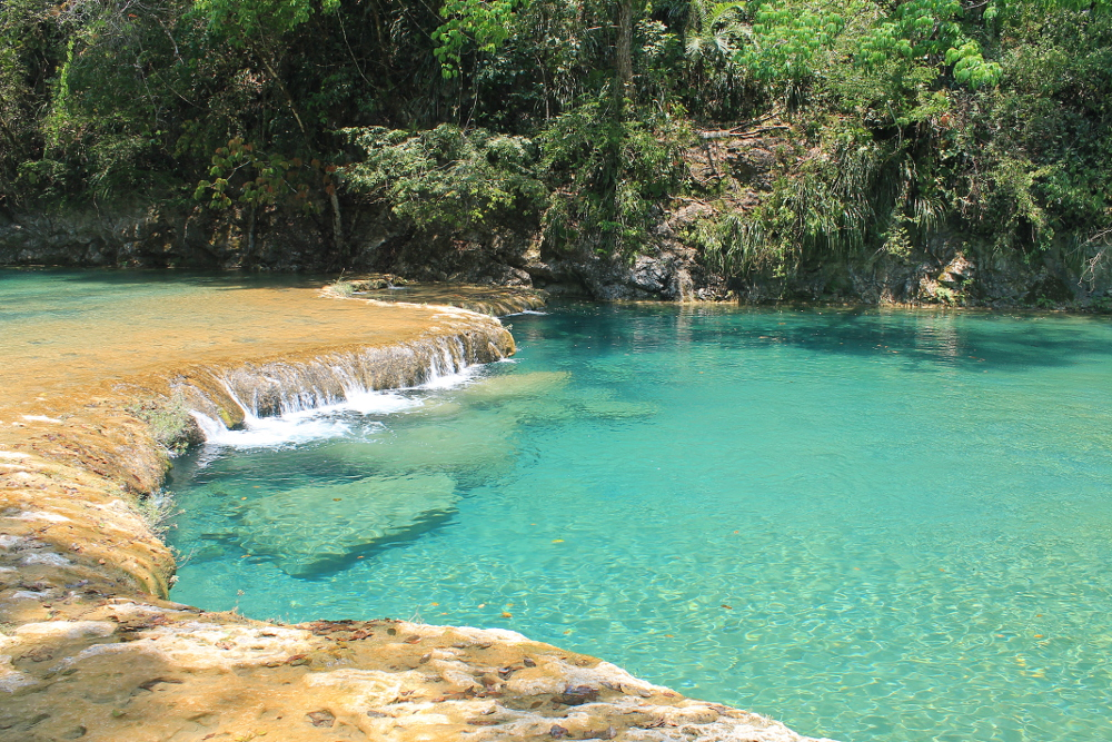 Semuc Champey; a must see natural wonder in Guatemala