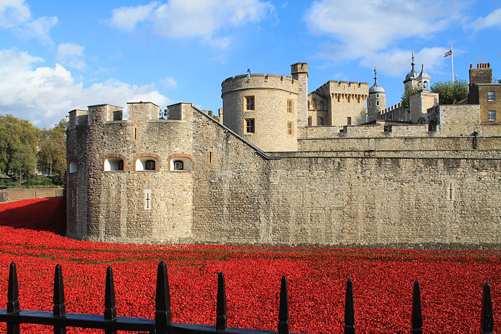 A year on the road: The Tower of London
