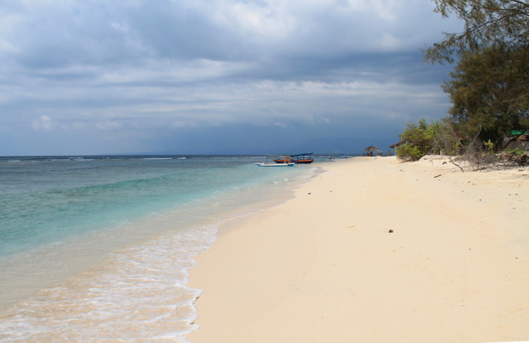 Gili Meno - a quieter stop on the backpacking in Indonesia trail