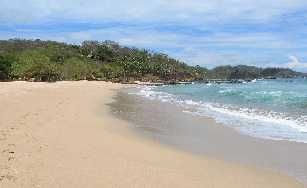 Playa Maderas - the best of the beaches in San Juan Del Sur?