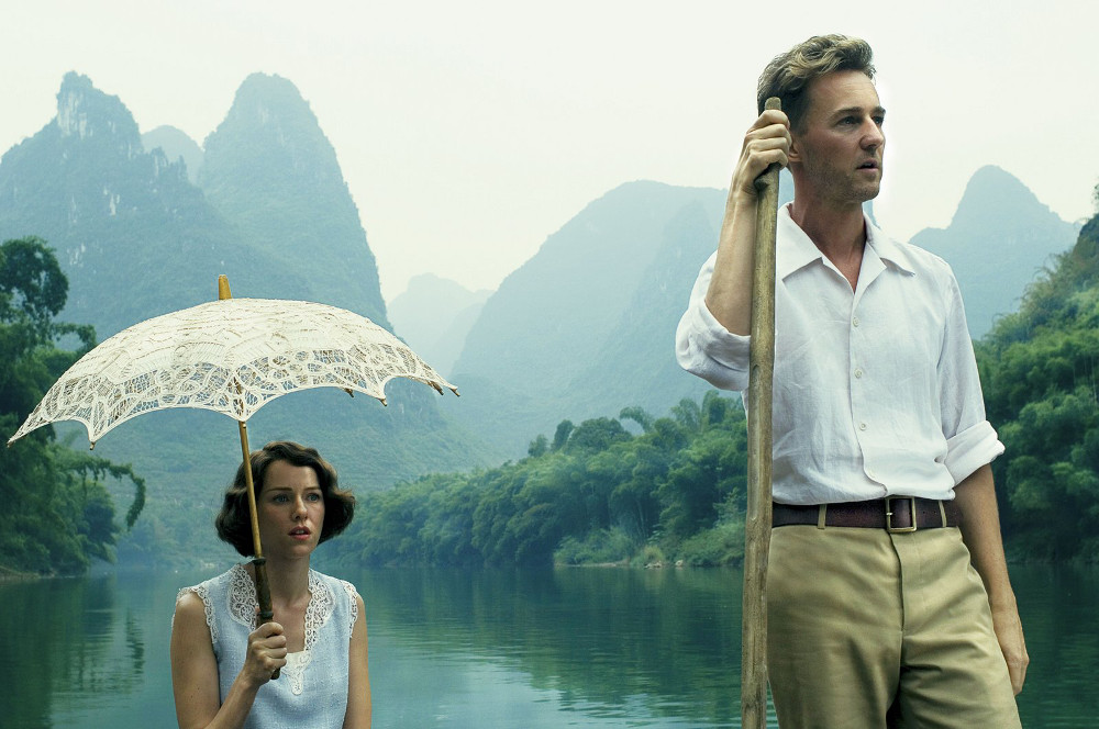 movies set in China - the Painted Veil