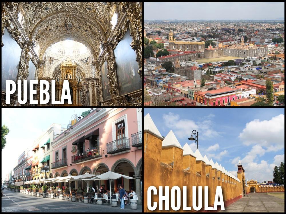 Puebla And Cholula Mexico S Siamese Twin Cities