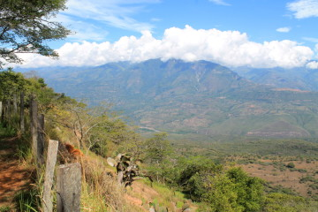 Barichara to Guane, Hiking in the stunning Colombian countryside