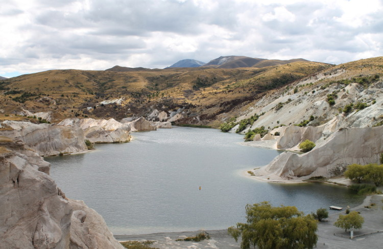 St Bathans, Central Otago, New Zealand