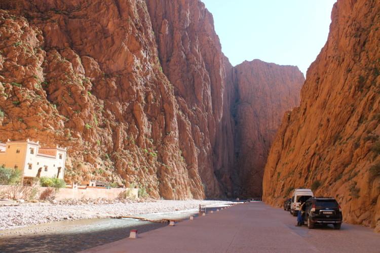 Dades Gorge - the 3 day Sahara Desert tour from Marrakech, Morocco