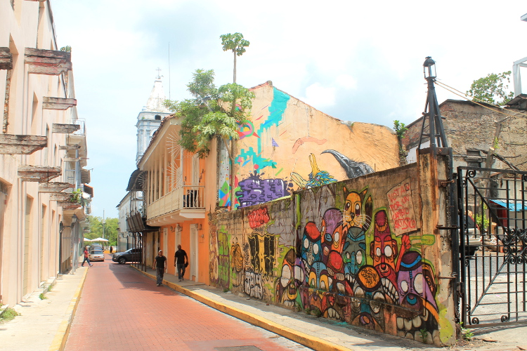 Things to do in Panama City -- Casco Viejo