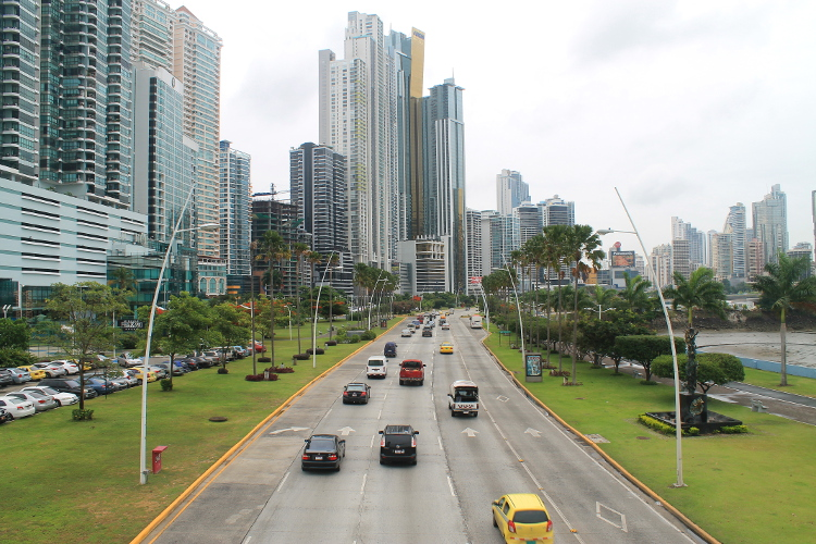Things to do in Panama City -- downtown Panama City