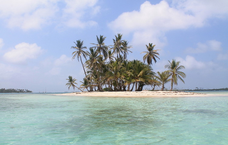 Panama to Colombia via the San Blas Islands