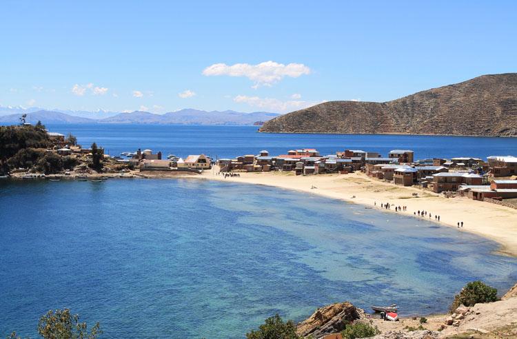 Hiking Isla del Sol, Bolivia: Challapampa