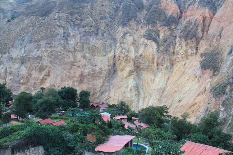 The 2 day Colca Canyon Trek, Peru: Oasis hostels