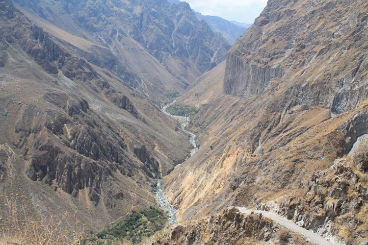 The 2 day Colca Canyon Trek, Peru: The long way down