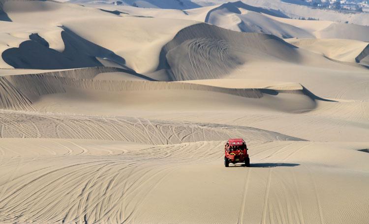 Huacachina: Adventures in the Peruvian Desert