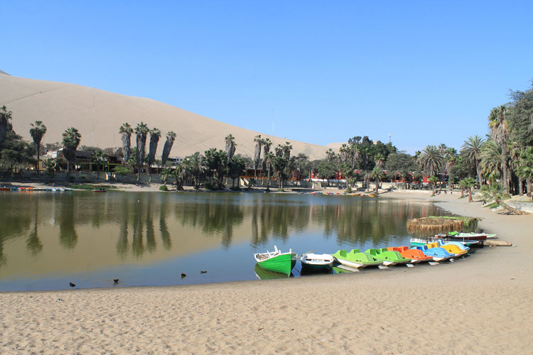 Huacachina Adventures In The Peruvian Desert