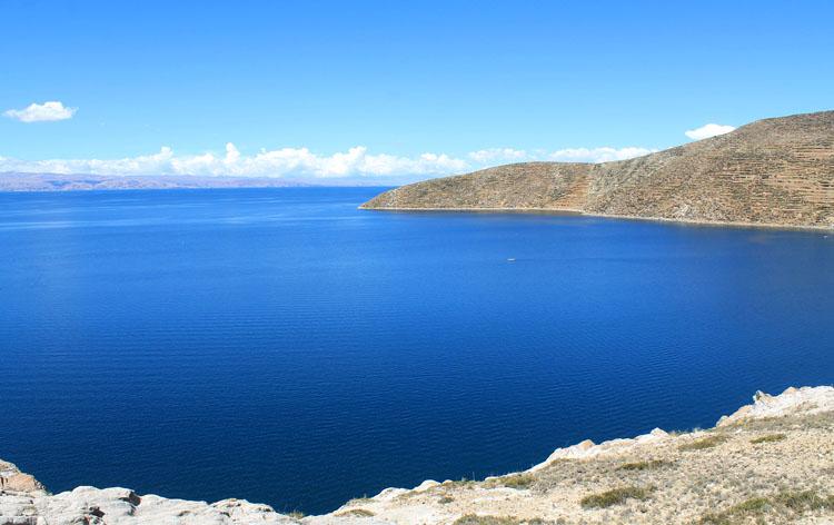 Hiking Isla del Sol, Bolivia: Lake Titicaca