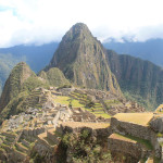 The Wonders of the World: Machu Picchu, Peru