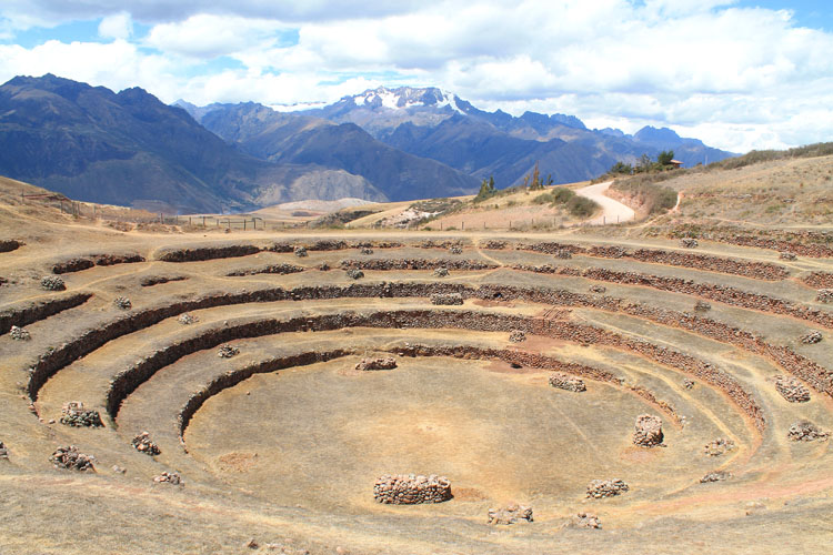Fun things to do in Cusco, Peru -- Moray