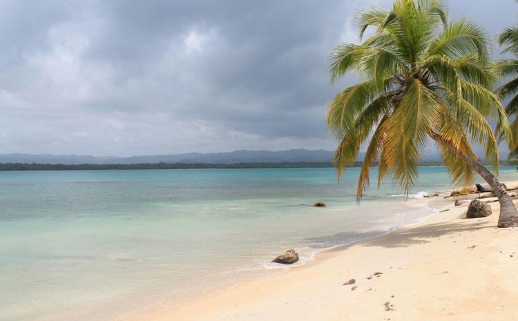 Best beaches in Central America - Isla Ballena, Panama