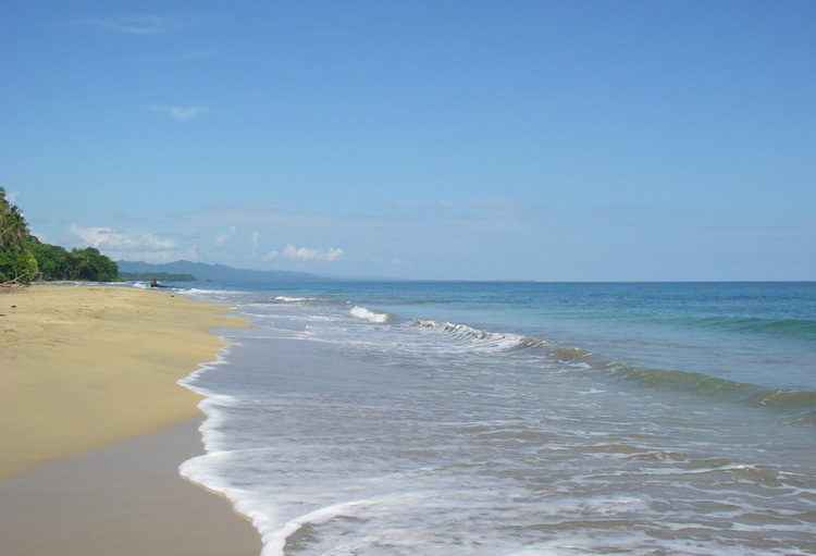 Best beaches in Central America - Punta Uva, Costa Rica