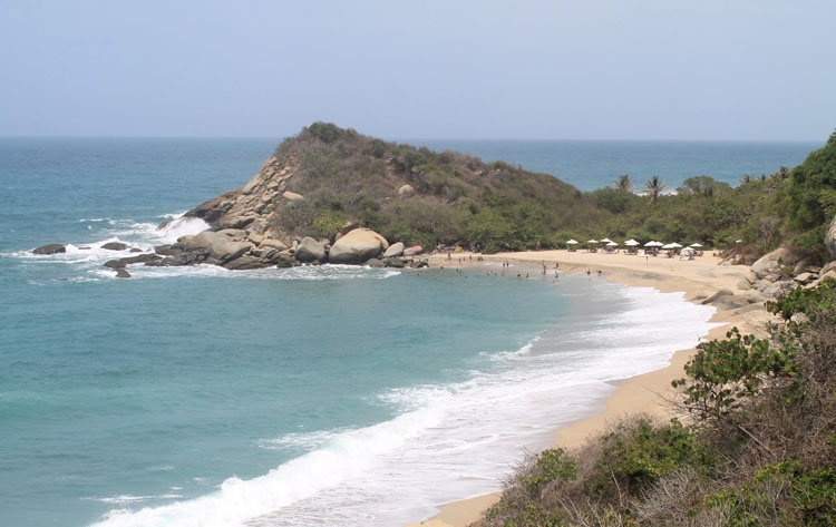 beach-tayrona-national-park