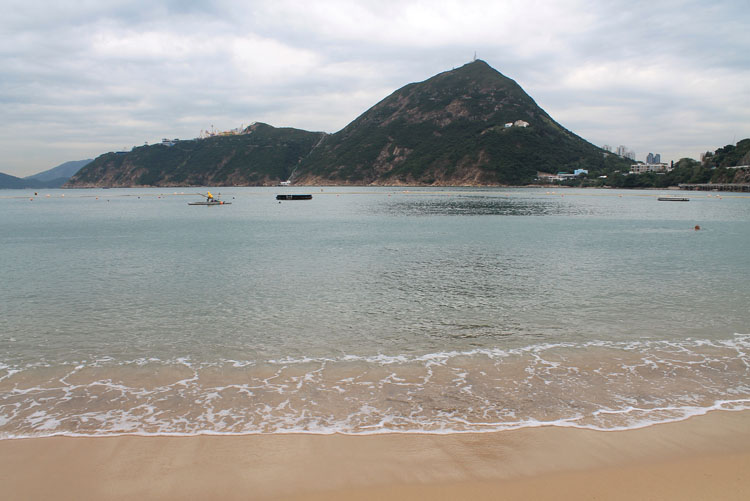 The best beaches in Hong Kong: Deep Water Bay Hong Kong Island