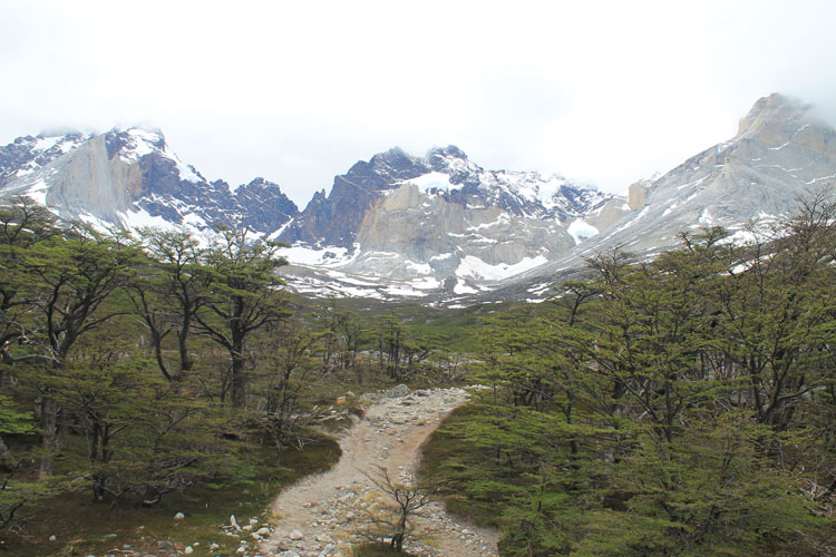 The W Trek, Torres del Paine National Park: The French Valley