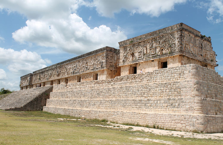 Governor's Palace, Uxmal, Mexico