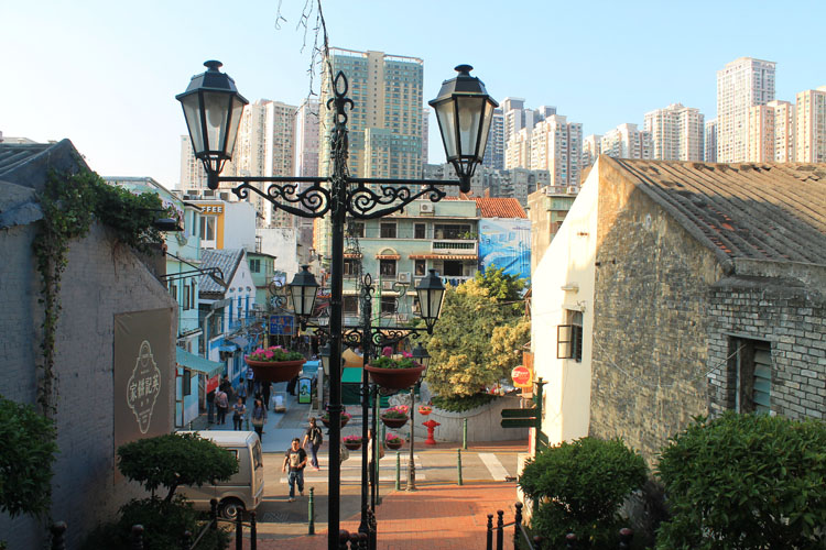 A day trip to Macau: Tai Pa Village