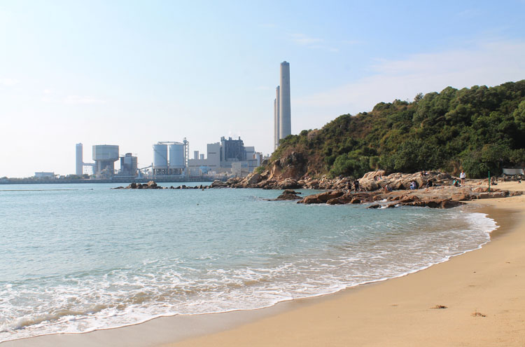 The best beaches in Hong Kong: Hung Shing Yeh Beach Lamma Island