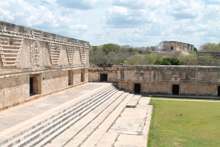 The Nunnery, Uxmal, Mexico
