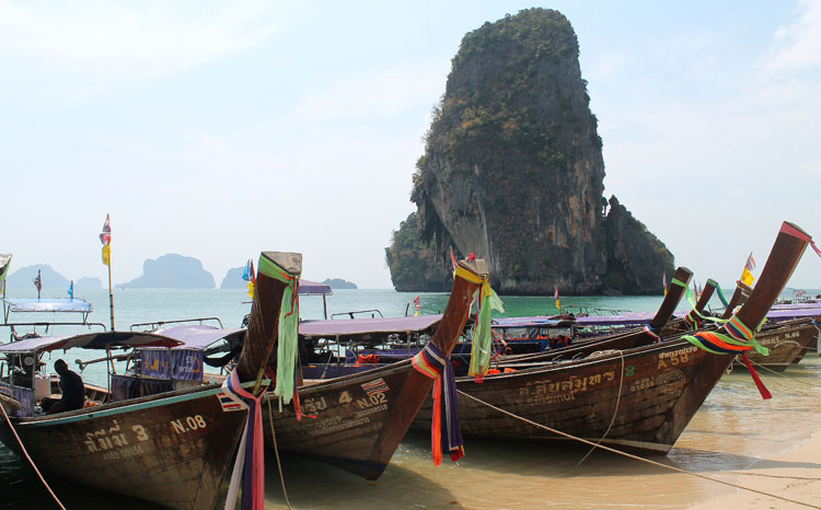 Beaches in Krabi, Thailand: Where Should You Stay?