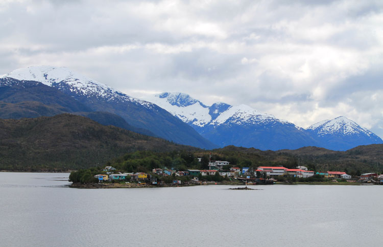 A budget cruise through Patagonia on the Navimag ferry from Puerto Montt to Puerto Natales: Puerto Eden