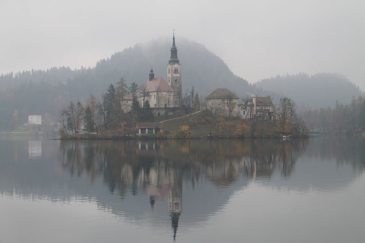 Europe on a budget: Bled, Slovenia
