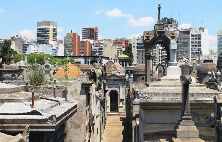 A Weekend in Buenos Aires, Argentina: Recoleta Cemetery