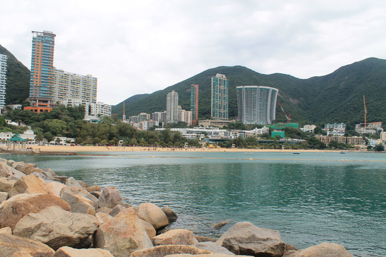 The best beaches in Hong Kong: Repulse Bay Hong Kong Island