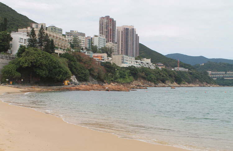 The best beaches in Hong Kong: Stanley Bay Beach Hong Kong Island
