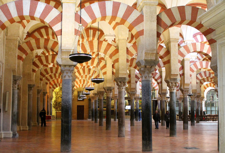 2 days in Córdoba, Spain -- The Mezquita Cathedral / Mosque
