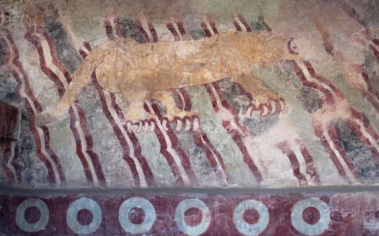 jaguar-mural-teotihuacan