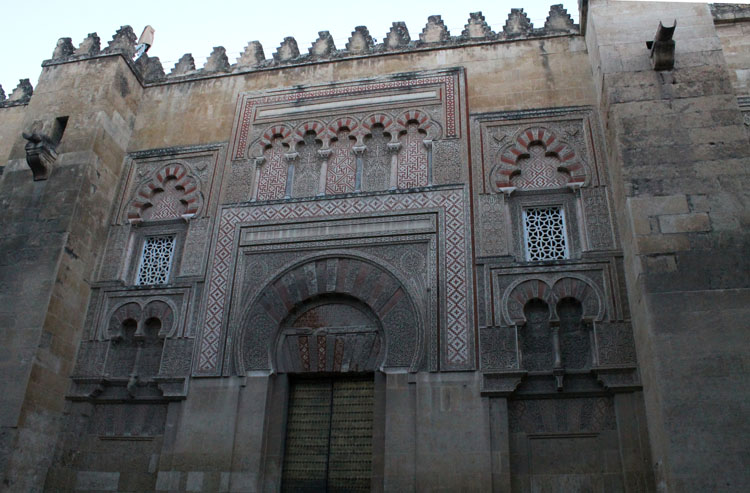 2 days in Córdoba, Spain -- Mesquita exterior